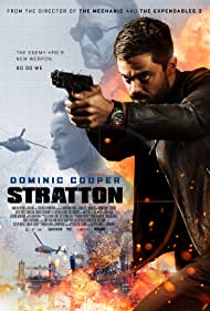 Connie Nielsen, Thomas Kretschmann, and Dominic Cooper in Stratton (2017)