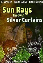 Sun Rays Through Silver Curtains