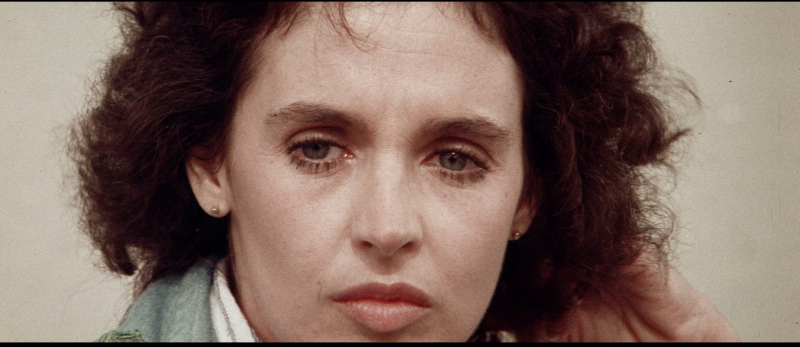 Millie Perkins in The Witch Who Came from the Sea (1976)