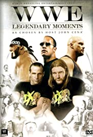 WWE: Legendary Moments Poster