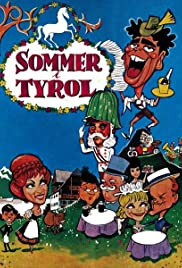 Sommer i Tyrol (1964) Poster - Movie Forum, Cast, Reviews