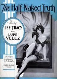 Lupe Velez in The Half-Naked Truth (1932)