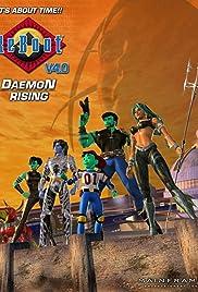 ReBoot: Daemon Rising Poster