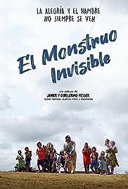 El monstruo invisible Poster