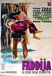 Faddija - La legge della vendetta Poster