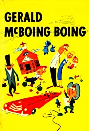 Gerald McBoing-Boing Poster