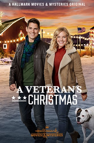A Veteran's Christmas DVD Cover