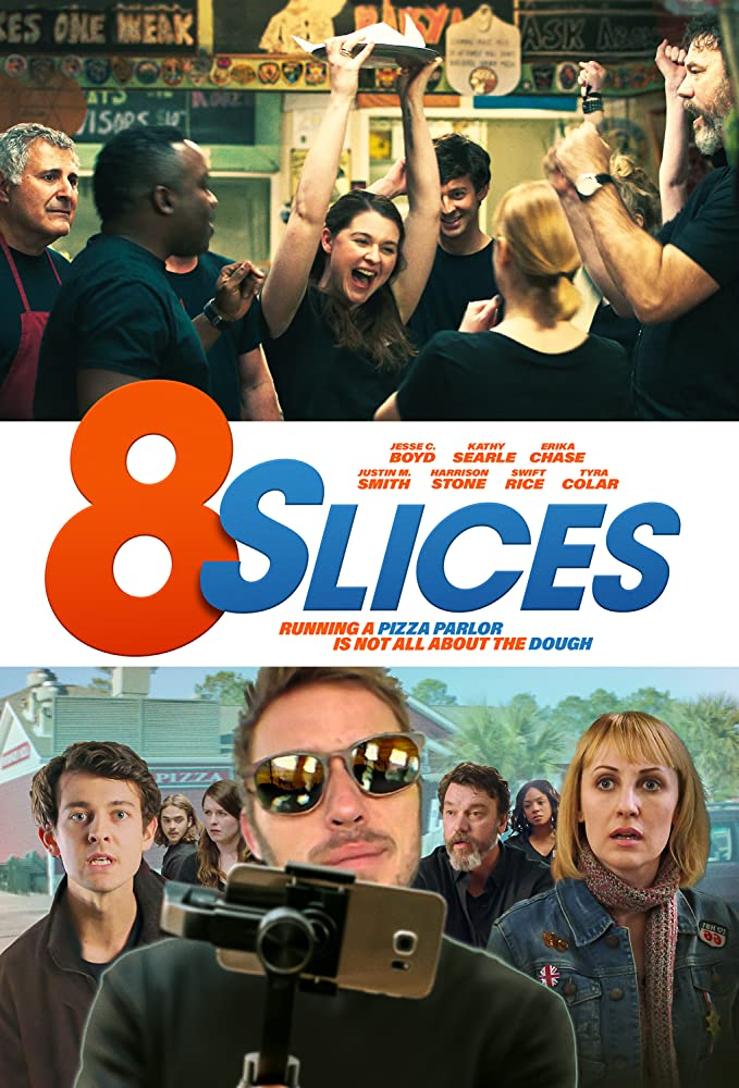 8 Slices 2020 English 720p HDRip 800MB Download