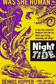 Night Tide (1963) Poster - Movie Forum, Cast, Reviews