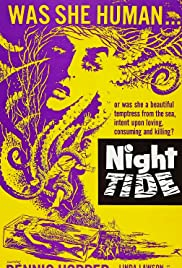 Night Tide (1961) Poster - Movie Forum, Cast, Reviews