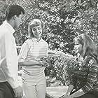 Cindy Carol, James Darren, and Danielle De Metz in Gidget Goes to Rome (1963)