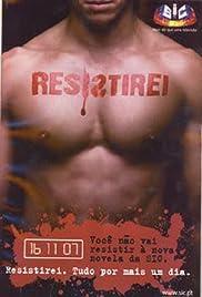 Resistirei Poster