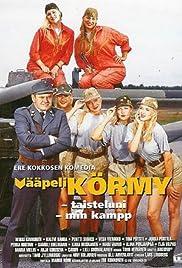 Vääpeli Körmy - Taisteluni Poster