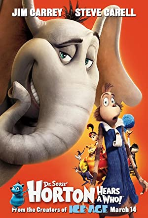 Horton Hears a Who! Poster Image