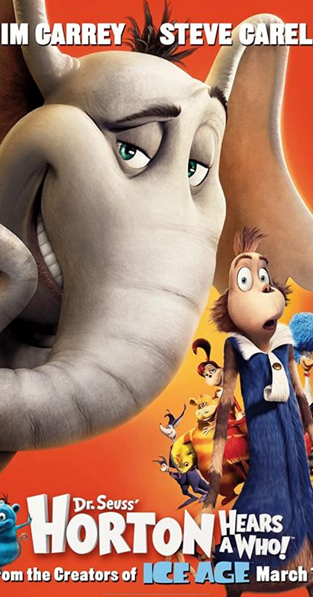 Horton Hears a Who! (2008) - IMDb