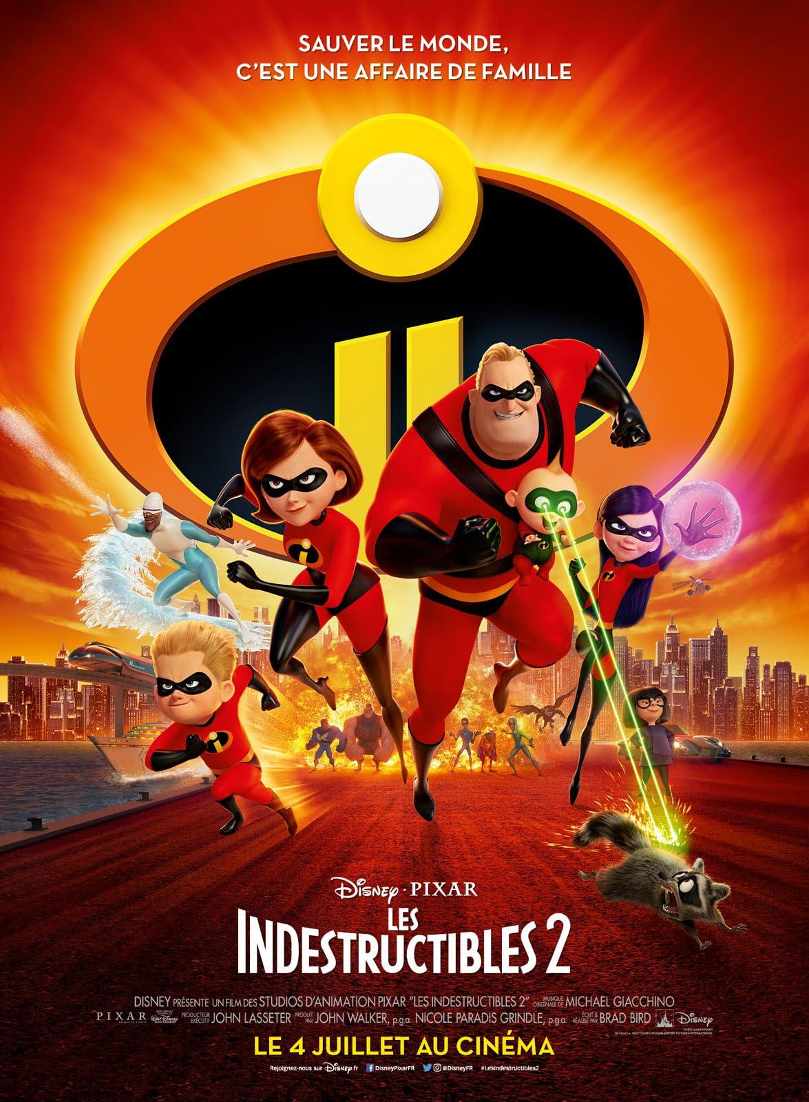Incredibles 2 (2018) Hindi Dubbed