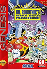 Dr. Robotnik's Mean Bean Machine Poster
