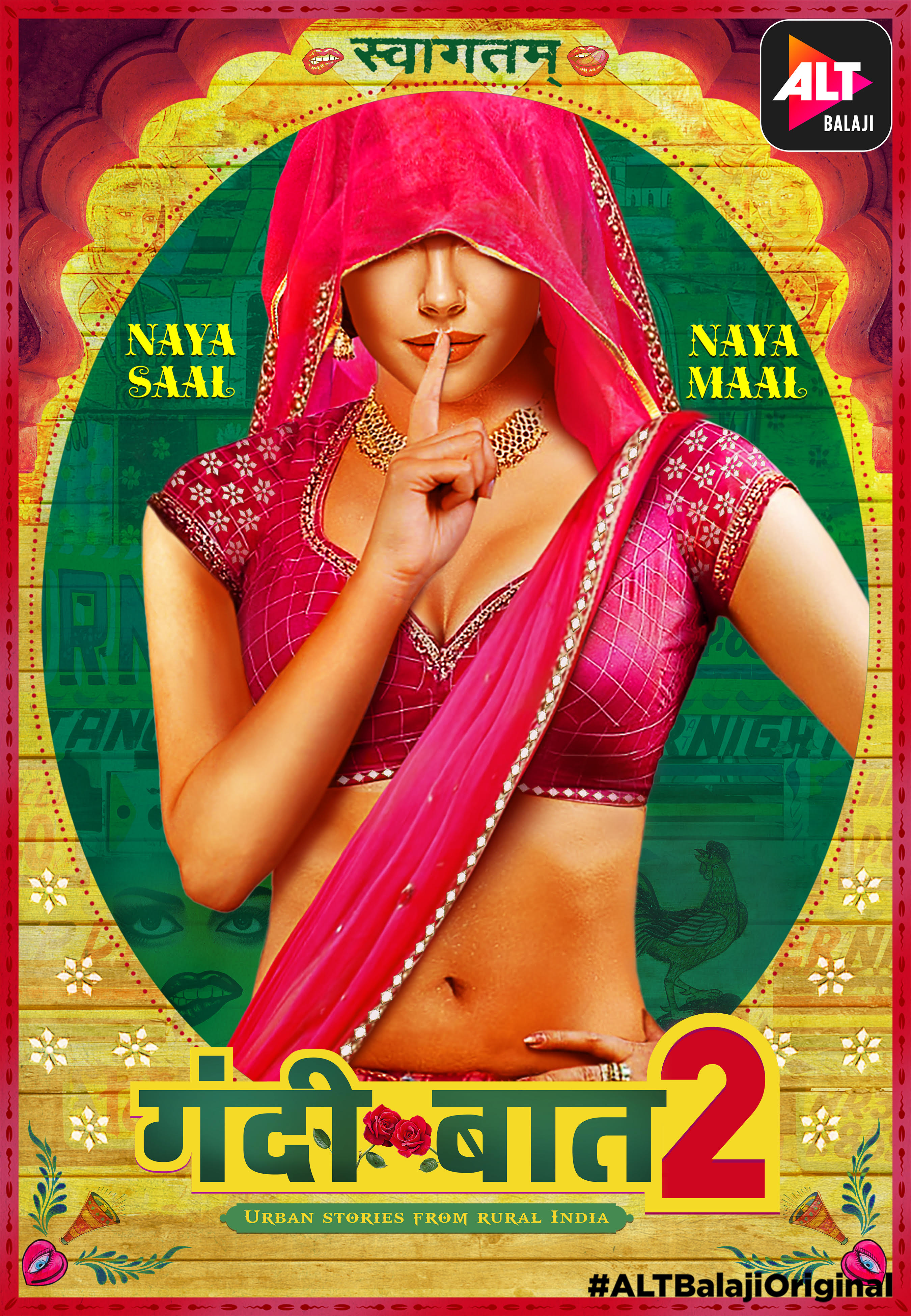 Gandii Baat S02 Complete (2019) Hindi | x265 HEVC WEBRip | 720p | 480p