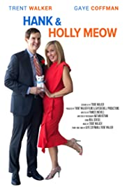 Hank & Holly Meow Poster