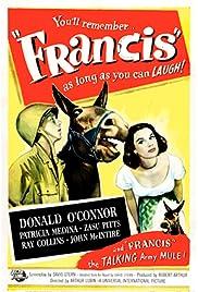 Francis(1950) Poster - Movie Forum, Cast, Reviews