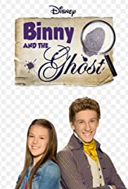 Binny and the Ghost Poster
