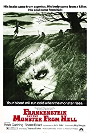 Frankenstein and the Monster from Hell (1974) Poster - Movie Forum, Cast, Reviews