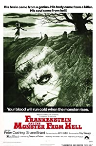 Frankenstein and the Monster from Hell UK