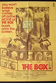 Primary photo for The Box