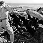 Richard Garland in Attack of the Crab Monsters (1957)