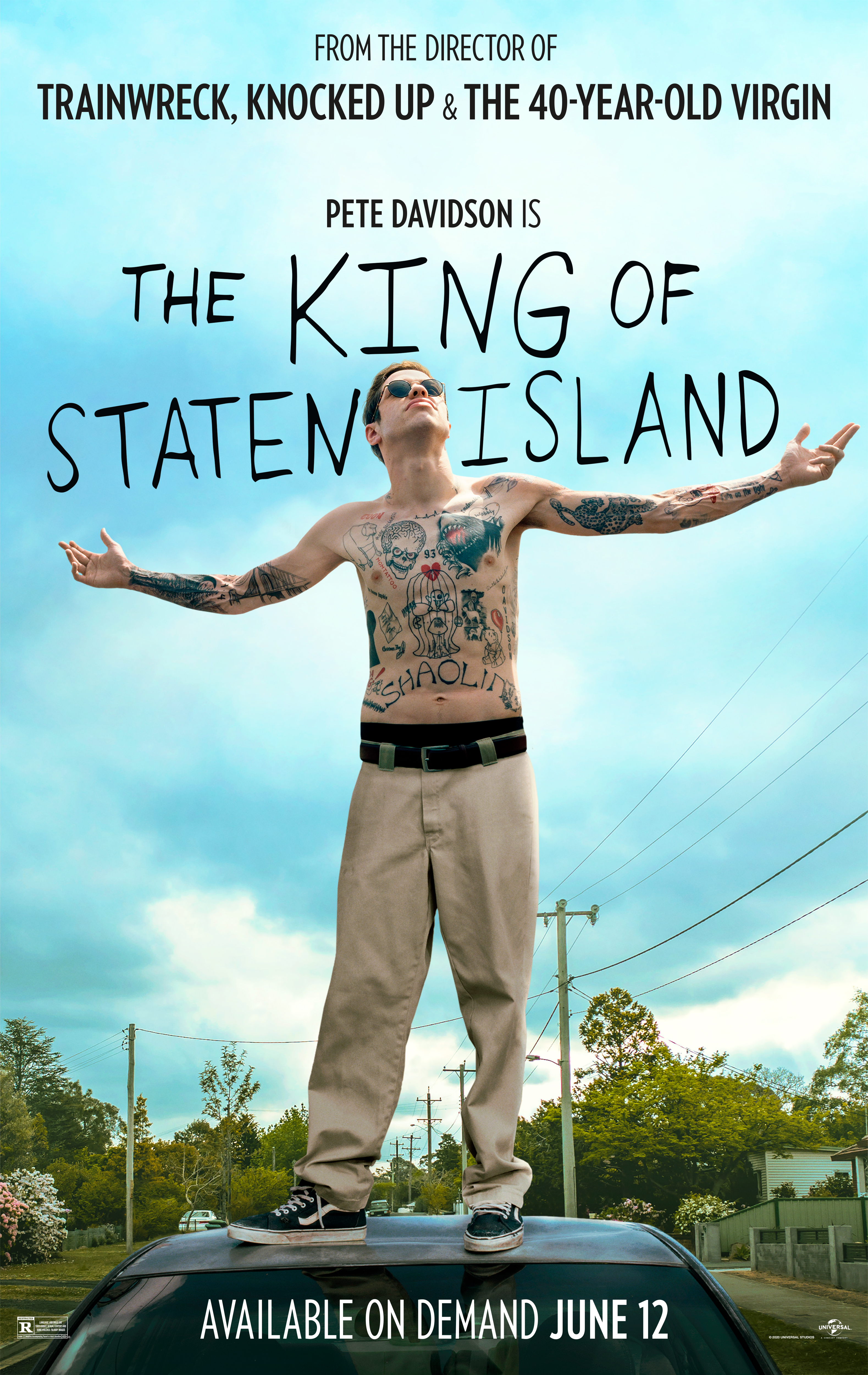 STATENO SALOS KARALIUS (2020) / THE KING OF STATEN ISLAND