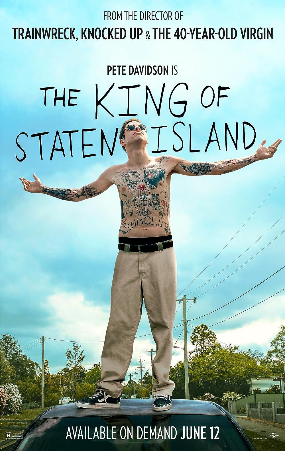 Filmbeschreibung zu The King of Staten Island