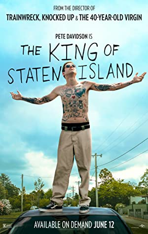 The King Of Staten Island 2020 HDRip XviD AC3-EVO[TGx]