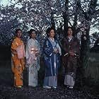 Keiko Kishi, Yûko Kotegawa, Yoshiko Sakuma, and Sayuri Yoshinaga in Sasameyuki (1983)