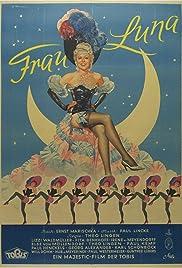 Frau Luna Poster