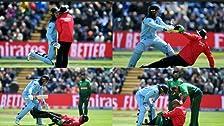 12 ° partido: Inglaterra v Bangladesh
