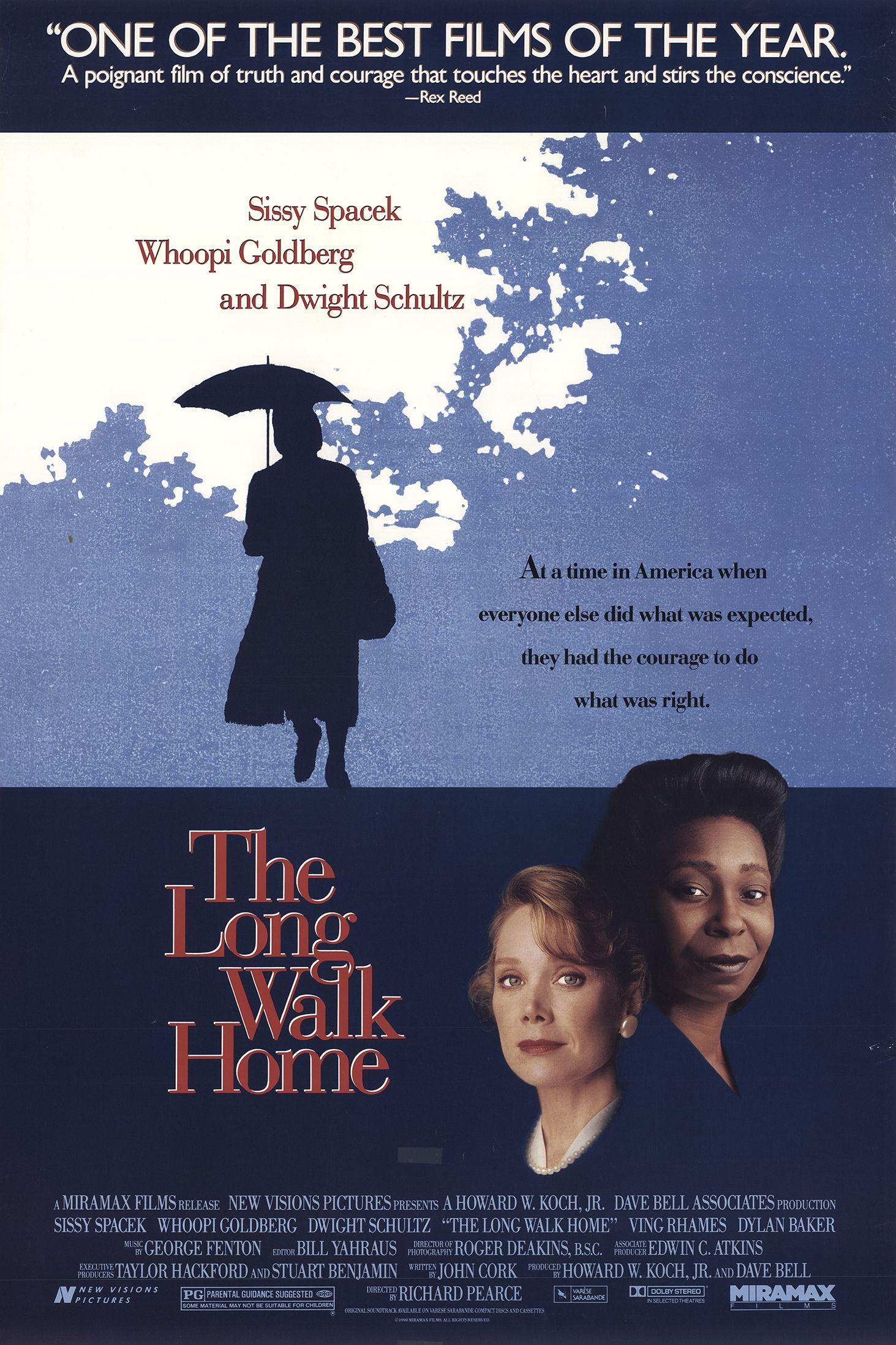 The Long Walk Home 1990 Imdb