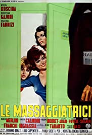 The Masseuses Poster