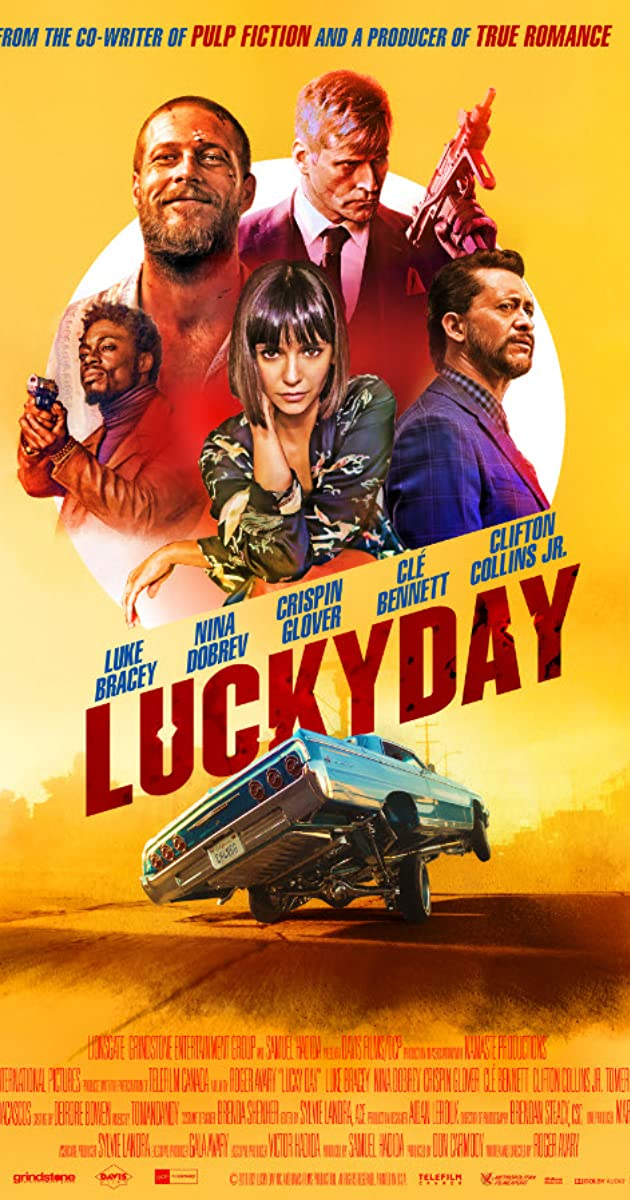 Download Filme O' Lucky Day Torrent 2021 Qualidade Hd