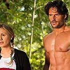 Anna Paquin and Joe Manganiello in True Blood (2008)