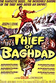 Il ladro di Bagdad (1961) Poster - Movie Forum, Cast, Reviews