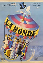 La Ronde (1950) Poster - Movie Forum, Cast, Reviews