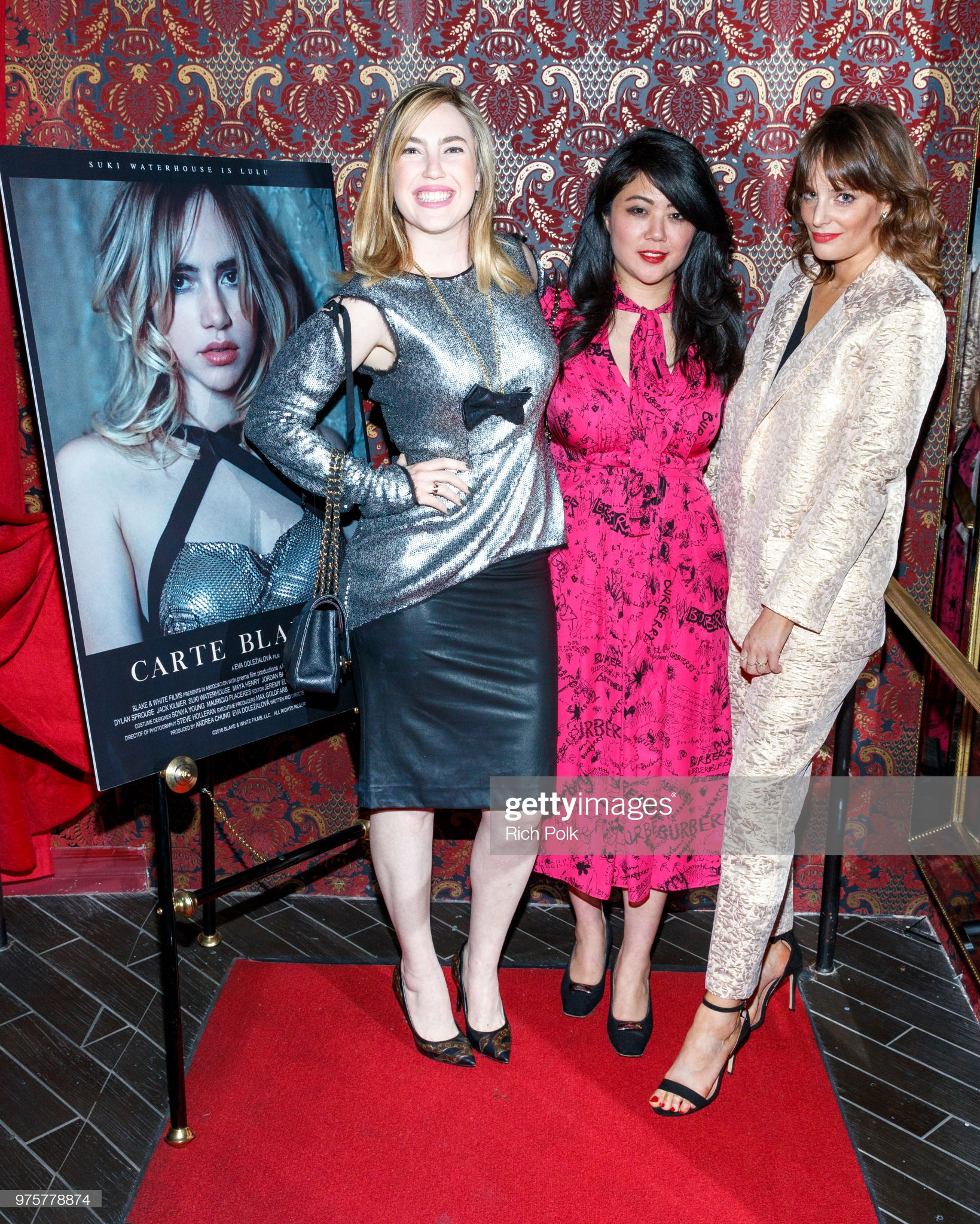 """FLAUNT hosts a private screening of """"Carte Blanche"""""""