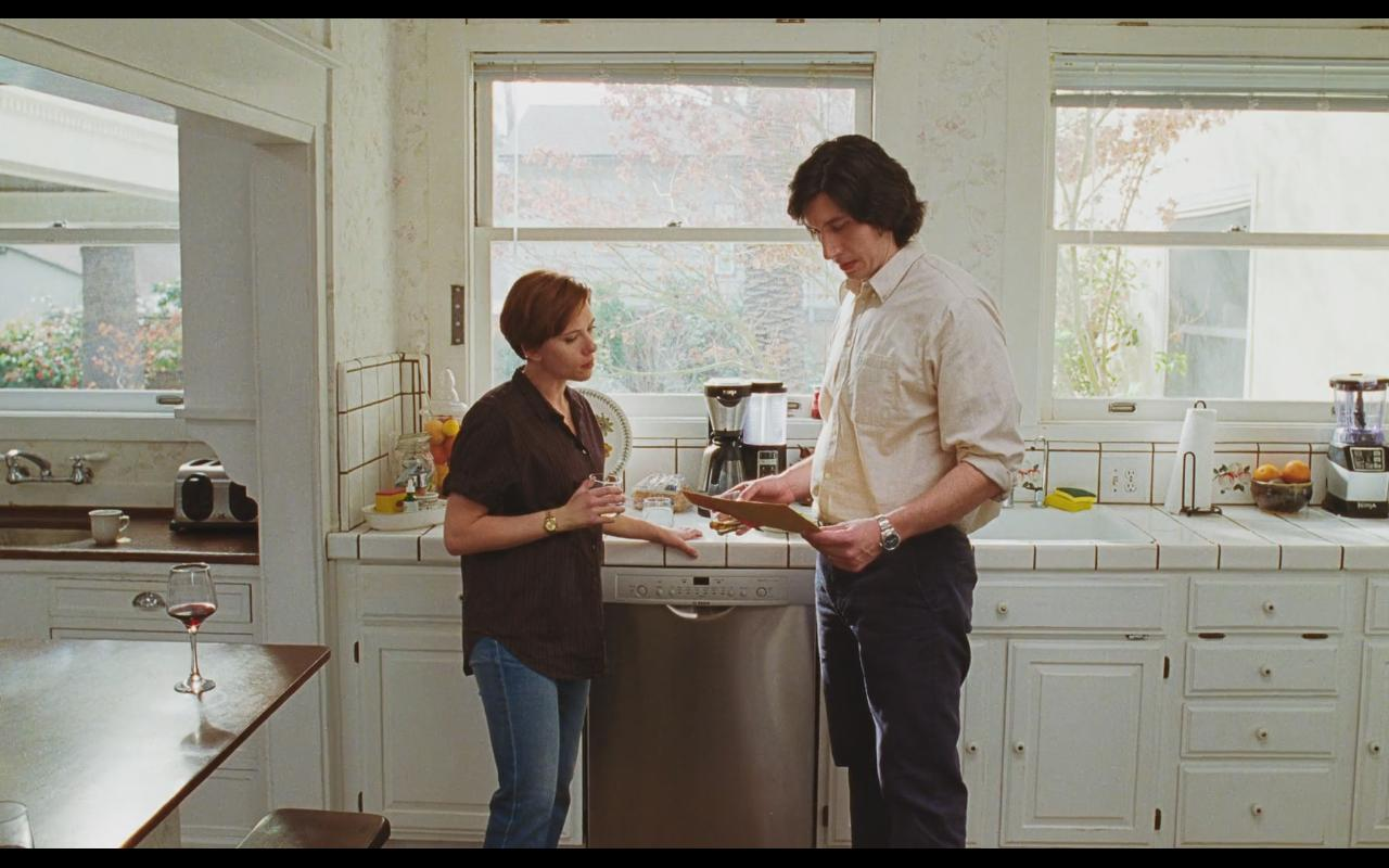 Scarlett Johansson and Adam Driver in Marriage Story (2019)