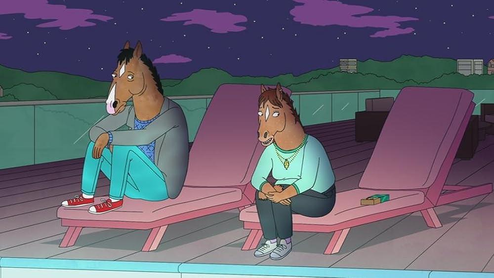"Bojack Horseman 4×06 – Estúpido pedazo de mie#%$"" * t"