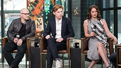 BUILD: The Cast Of 'The Little Stranger' Reveal If They Believe In Ghosts