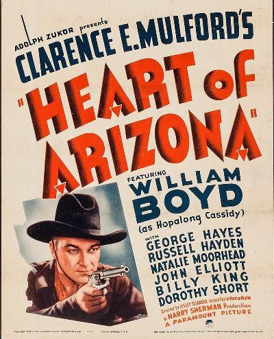 William Boyd in Heart of Arizona (1938)
