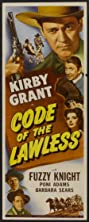 Code of the Lawless (1945) Poster