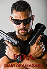 D. O. A. Diary of an Assassin Poster