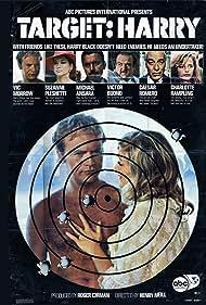 Target: Harry (1969) Poster - Movie Forum, Cast, Reviews