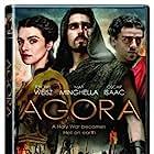 Rachel Weisz, Oscar Isaac, and Max Minghella in Agora (2009)